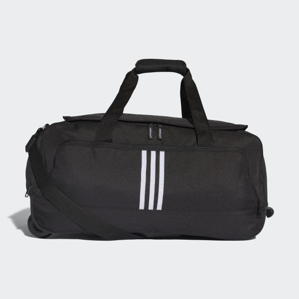 adidas Medium Wheelie Duffel Bag - Black  d070e4014b1bc