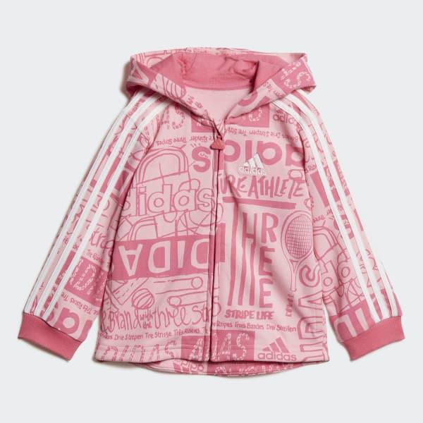 Chándal Graphic Fleece