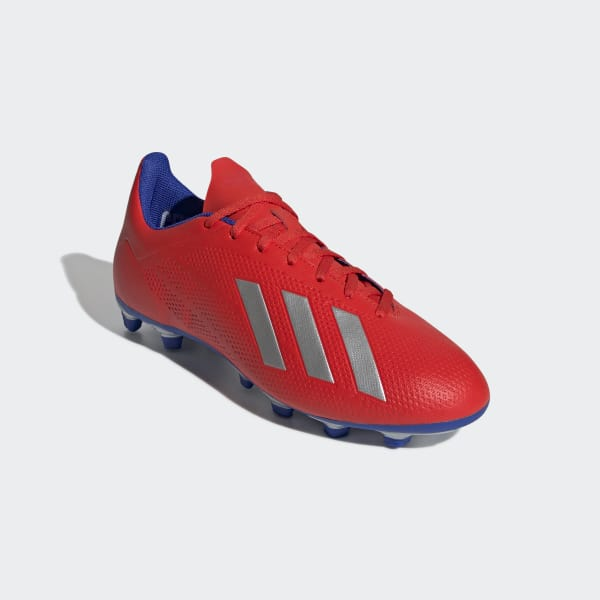 free shipping 18bd4 f7570 adidas calzado de fútbol X 18.4 Multiterreno - Rojo   adidas Mexico