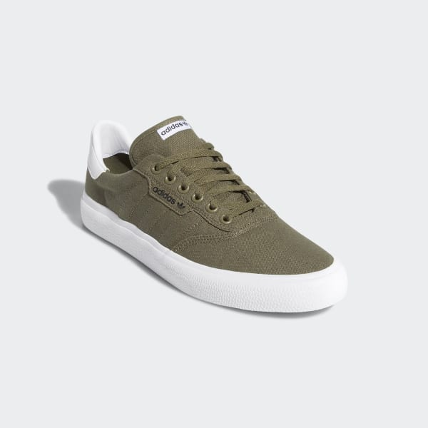 adidas 3MC Vulc Shoes - Green | adidas