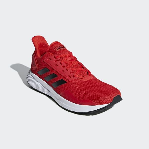 7d600bbbf13 adidas Duramo 9 Shoes - Red | adidas Thailand