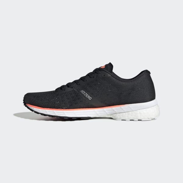 Orange Sports adidas Mens Adizero Adios 5 Running Shoes Trainers Sneakers