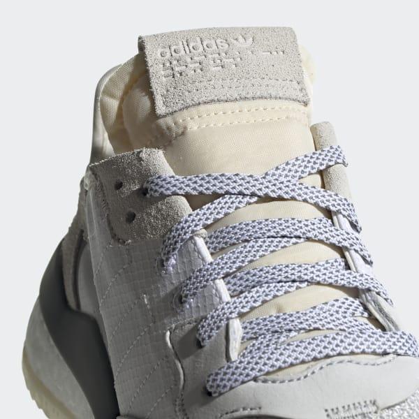 adidas Nite Jogger Shoes - White  881b36bcf