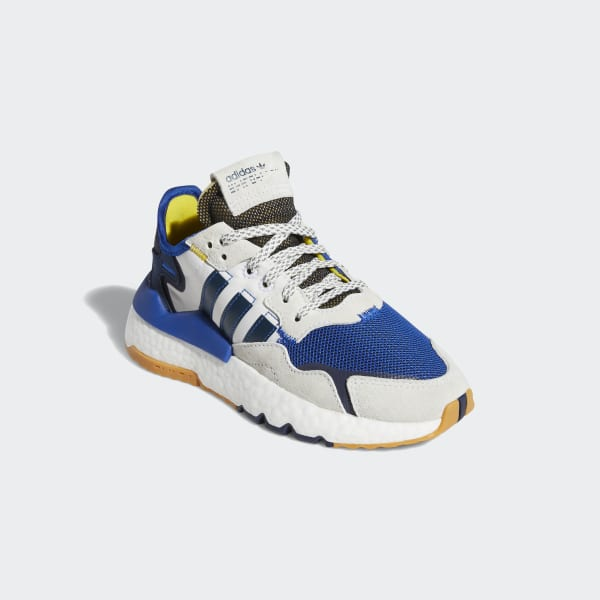 adidas Ninja Nite Jogger Shoes - White