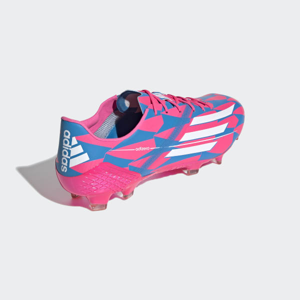 F50 Ghosted Adizero HybridTouch Firm Ground Cleats