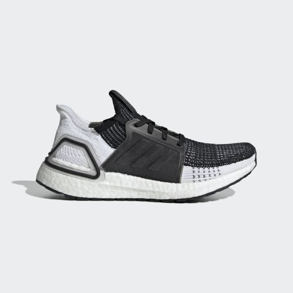 biología Lanzamiento Asesino  Women's Ultraboost 19 Core Black and White Shoes | adidas US