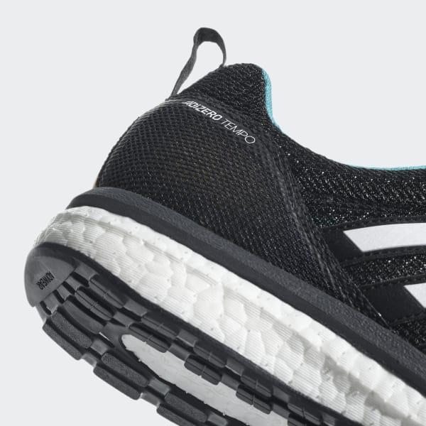 2142fcca2de004 adidas Adizero Tempo 9 Shoes - Black