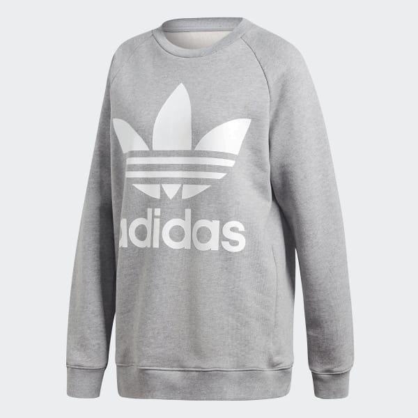 adidas Oversize Sweatshirt Grau   adidas Deutschland