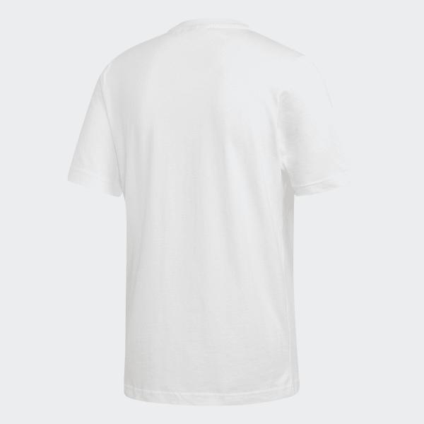 adidas Paris Trefoil T Shirt Weiß | adidas Austria