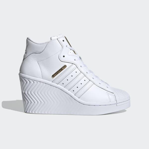 adidas Superstar Ellure Shoes - White