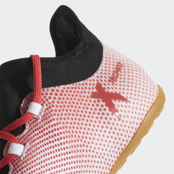 adidas Tenis de Fútbol X Tango 17.3 Indoor - Gris  6c95ec0d59a30