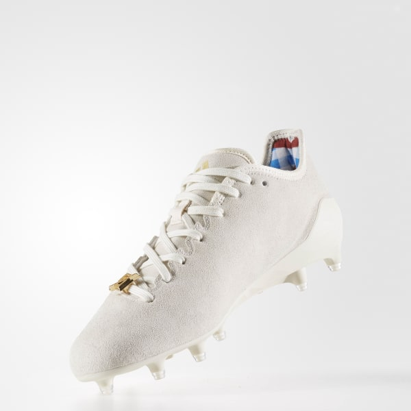 f0203bee4f0 adidas adizero 5-Star 6.0 Sunday s Best Cleats - White