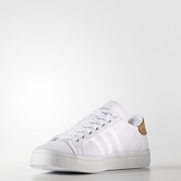 buy popular d0ff6 27936 Zapatillas adidas Originals COURTVANTAGE Mujer - Blanco adidas  adidas Peru
