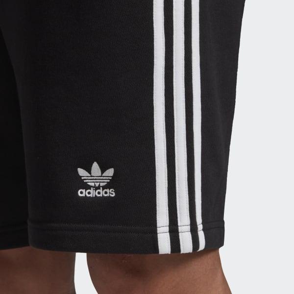 adidas 3-Stripes Shorts - Black | adidas US