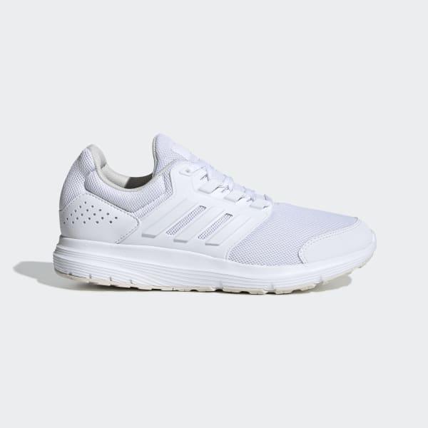 Estándar soldadura Megalópolis  adidas Galaxy 4 Shoes - White | adidas Turkey