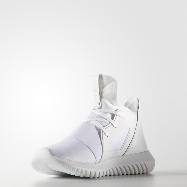 the latest b393d 0c6c4 adidas Tubular Defiant Shoes - White   adidas US