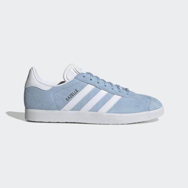 gazelle adidas femme bleu