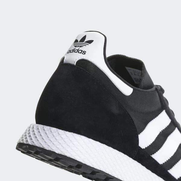 a70e54849a9 adidas Forest Grove Schoenen - zwart | adidas Officiële Shop