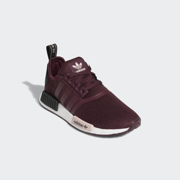 adidas NMD_R1 Shoes - Burgundy | adidas US