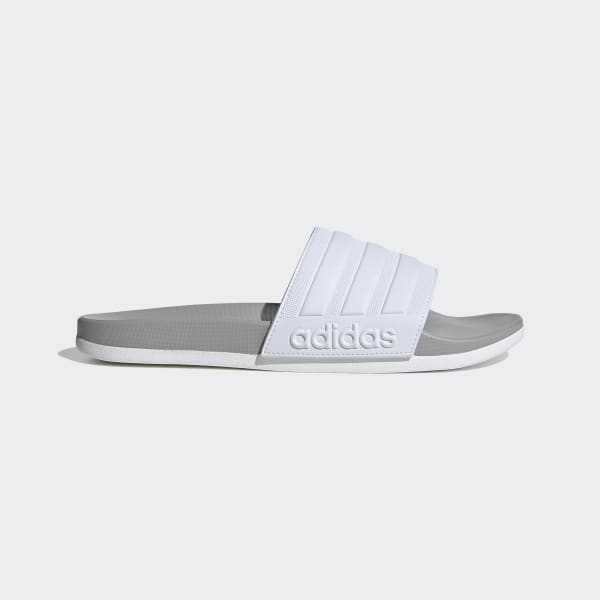 adidas men's slides; holiday gift guide for him