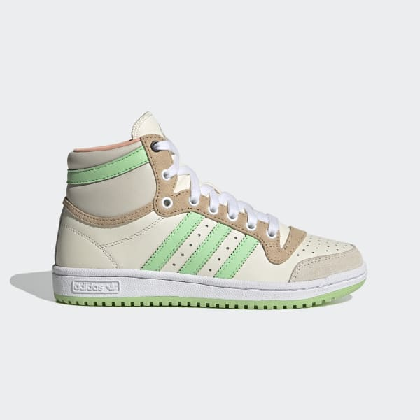 adidas Top Ten The Child Shoes - White