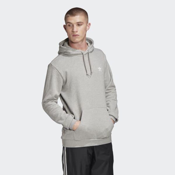adidas Trefoil Essentials Hoodie Schwarz   adidas Deutschland