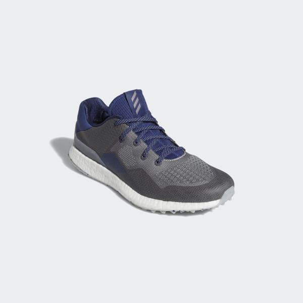 adidas Crossknit DPR Golf Shoes - Grey   adidas US