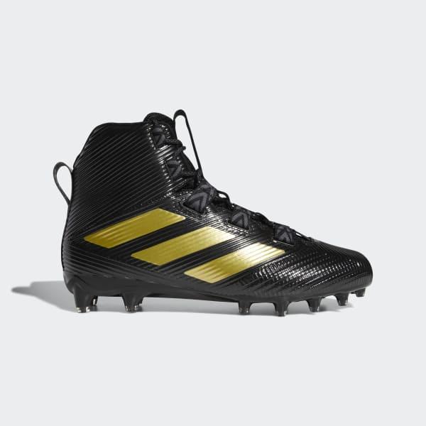 adidas Freak Carbon High Cleats - Black