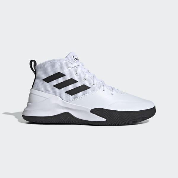 Obuwie sportowe ADIDAS OWNTHEGAME EE9631 Biały