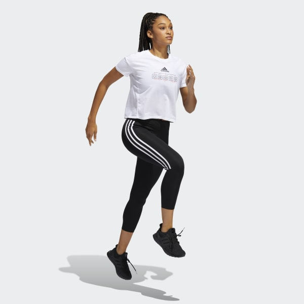 Running 3-Stripes Tights