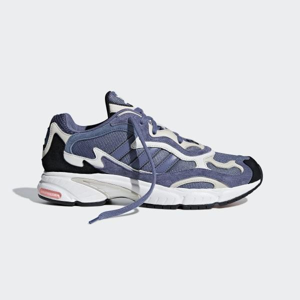 Analista Terraplén Recurso  adidas Temper Run Shoes - Blue | adidas UK