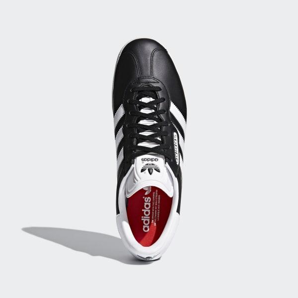 36b7957e1 adidas World Cup Gazelle Super Essential Shoes - Black | adidas Belgium