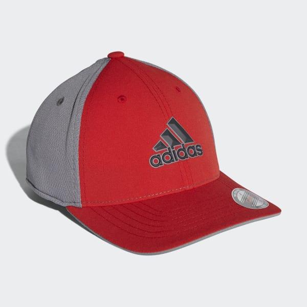online retailer cf0c1 6bef2 adidas Climacool Tour Cap - Red | adidas US