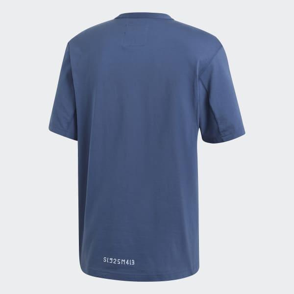 adidas Kaval Graphic Tee Blue | adidas US