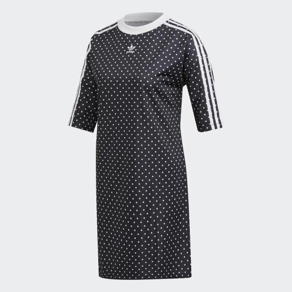 ad59c75ed50b5 Vestido informal básquet 90 - Negro adidas