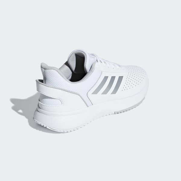 Zapatillas Courtsmash Blanco adidas | adidas Peru