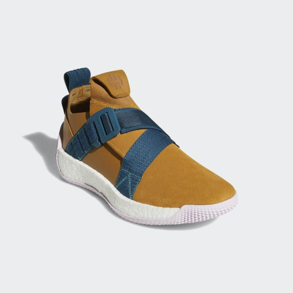 8492f8cc2022 adidas Harden Vol. 2 LS Shoes - Brown