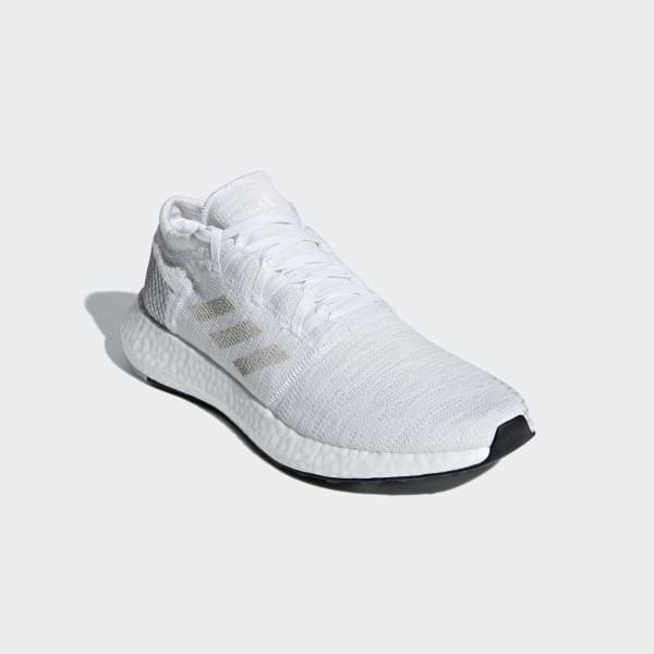 97bbf55c4 adidas Pureboost Go Shoes - White