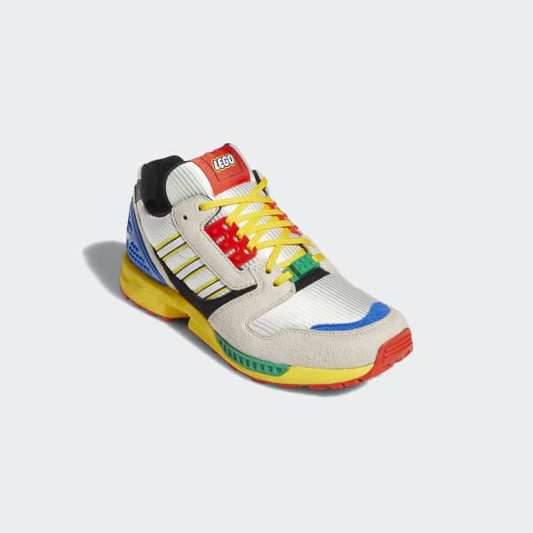 adidas ZX 8000 LEGO® Shoes - Yellow