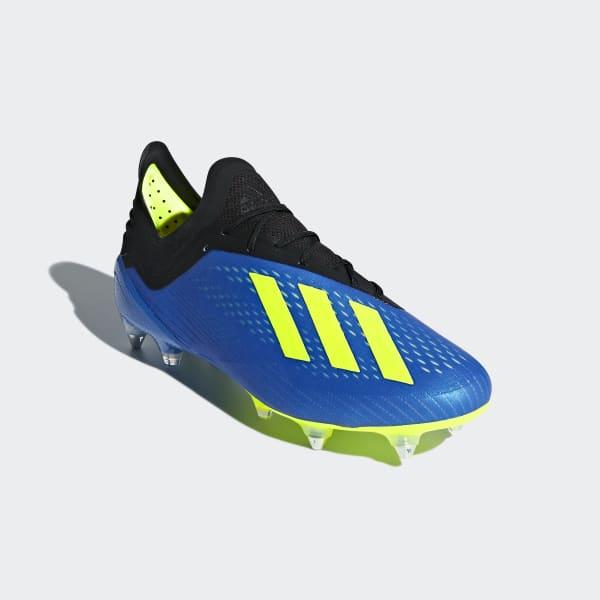Футбольные бутсы X 18.1 SG