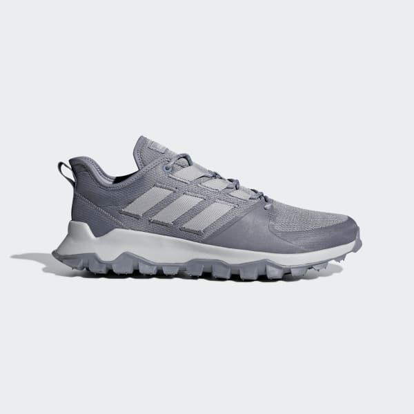 adidas Kanadia Trail Shoes - Grey