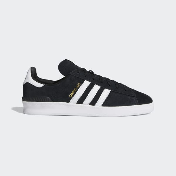 adidas Originals CAMPUS Joggesko core blackfootwear