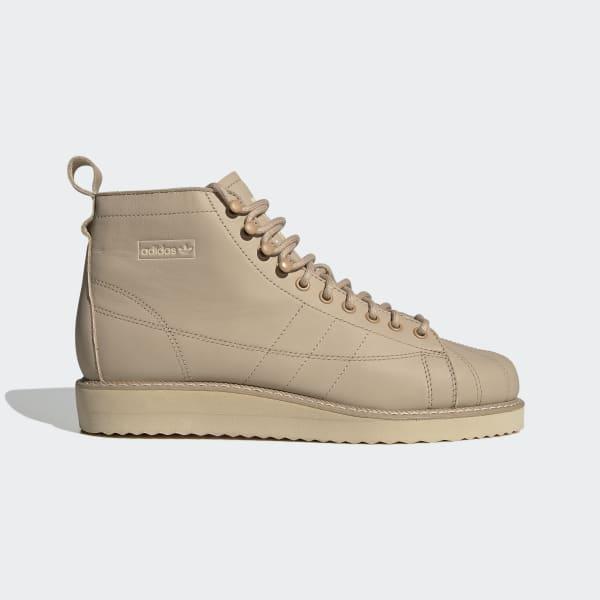 adidas Superstar Boots - Beige | adidas US