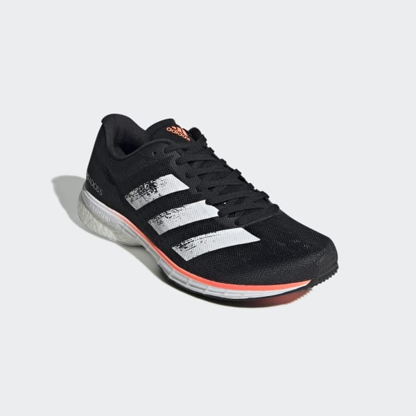 adidas Adizero Adios 5 Shoes - Black