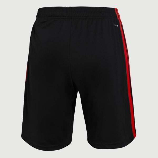 Shorts Uniforme Titular River Plate