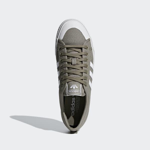 dd6b17ae adidas Кроссовки Nizza - зеленый | adidas Россия