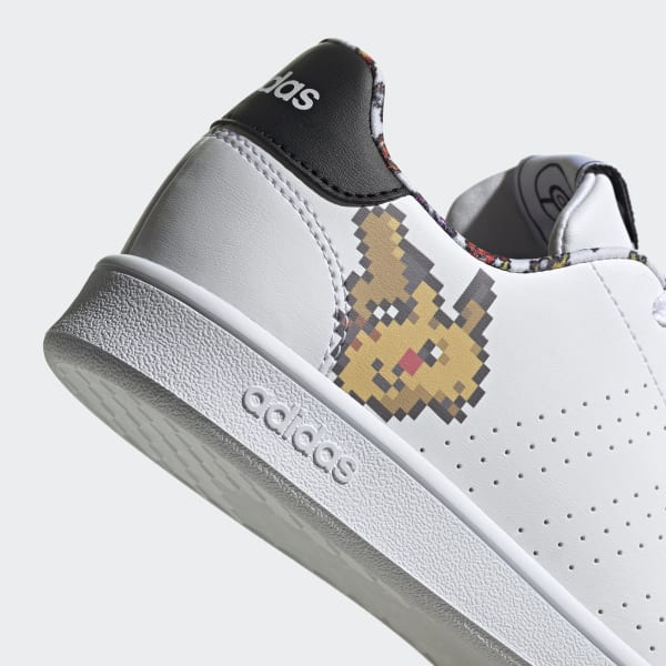 pakistaní Racionalización lente  adidas Pokémon Advantage Shoes - White | adidas Philipines