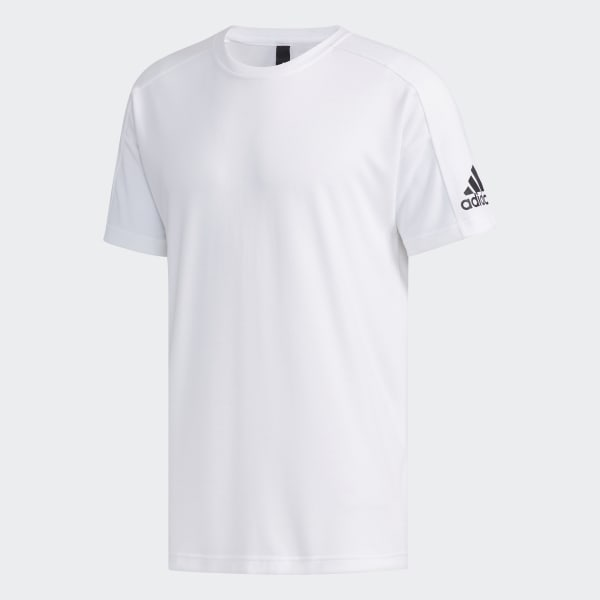 005e72ce8d491 Polera ID Stadium - Blanco adidas