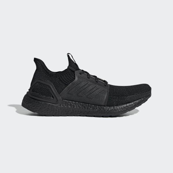 Ultraboost 19 Core Black Shoes | adidas