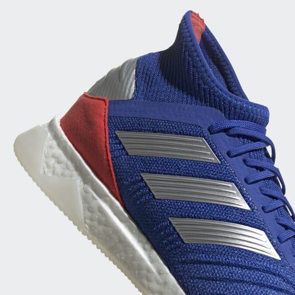 Schuhe adidas PREDATOR 19.1 TR Blau bb9081